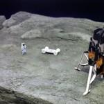 Apollo 18 - Pre-production Lunar Model - 03