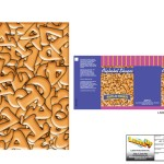 Level Up - Product Packaging - Alphabet Pasta