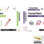 Level Up - Product Packaging - Cereal Bars