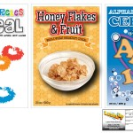 Level Up - Product Packaging - Cereals