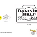 Level Up - Daventry Hills Photo Studio Logo