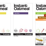 Level Up - Product Packaging - Instant Oatmeal