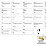 Level Up - Quiz Cards