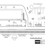 Psych (Season 7) - Drawing - 7002 - Psych Office - Exterior - Plan