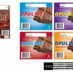 Once Upon A Time (Season 2) - Graphics - Chocolate Bar Wrappers