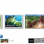 Once Upon A Time (Season 2) - Graphics - Thailand Postage Stamps