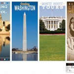 Washington tourism brochures for the television series, 'King & Maxwell (Season 1).'