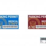 Warriors - BNMMC - Parking Pass