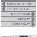 Warriors - BNMMC - Directional Sign
