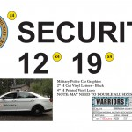 Warriors - Vehicle - Security Car