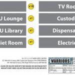 Warriors - BNMMC - Hospital Door Signs - 02