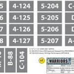 Warriors - BNMMC - Hospital Door Signs - 03
