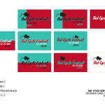 Rat Cycle Central - Identity/Business Card Design