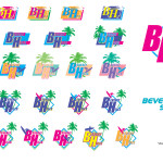 Untitled Beverly Hills 90210 Story - Show Logo