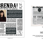 Untitled Beverly Hills 90210 Story - BRENDA! Newsletter
