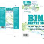 Untitled Beverly Hills 90210 Story - Bina Breath Spray