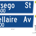 Untitled Beverly Hills 90210 Story - Los Angeles Street Signs