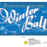 Untitled Beverly Hills 90210 Story - Winter Ball Banner