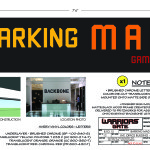 Warriors Gate - Barking Mad Gamers - Main Sign